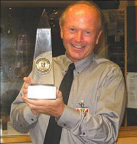 Preston and the Marconi Award